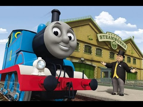 The Reverend and his 70 Year Old Tank Engine