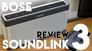 Bose Soundlink 3 Review: Is it still worth it in 2017?