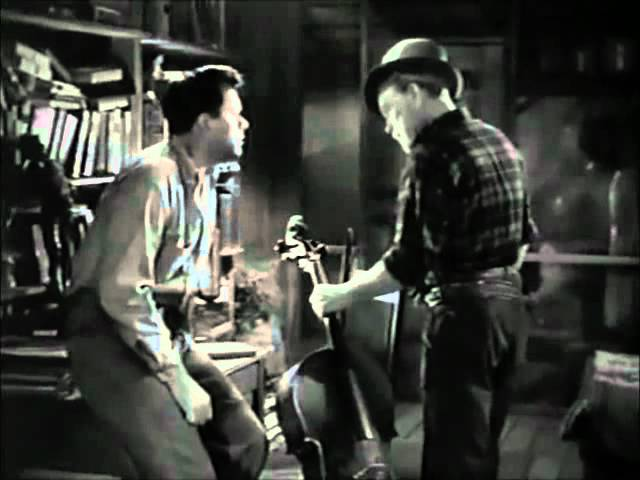 The Scarf (1951) - I'd rather argue with turkeys and books