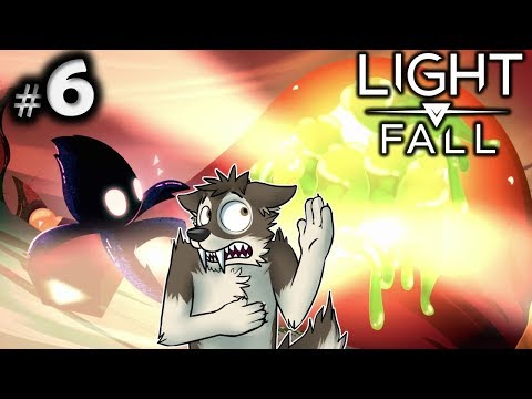 LIGHT FALL Let's Play Part 6 || THE TEMPLE OF MICTLAN || LIGHT FALL Gameplay
