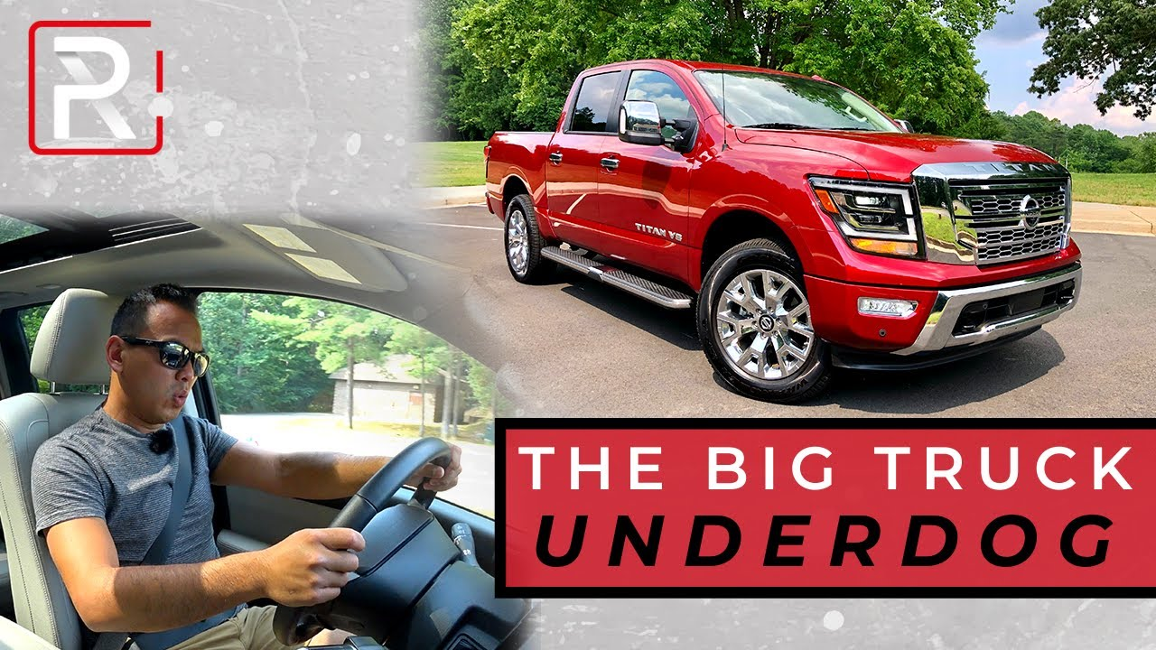 Is the 2020 Nissan Titan SV the BEST value full size truck?