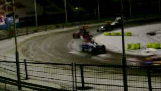 Superstox racing at Wimbledon Heat 2 01-02-09