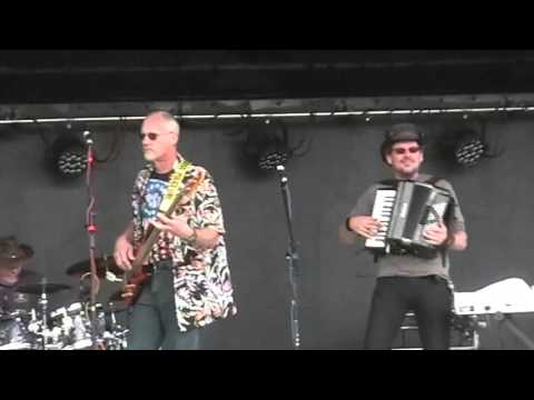 Mojo Station - Gulf Shores Zydeco & Crawfish Festival 2016