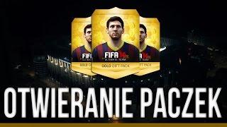 Fifa 14 | Ultimate team| Otwieranie paczek. Jest InForm !