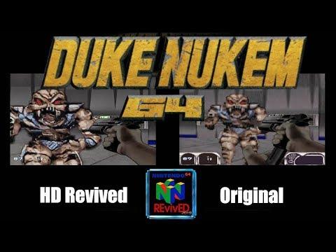 Duke Nukem 64, Wave Race 64 и другие игры Nintendo 64 получили текстуры, улучшенные с помощью нейросети