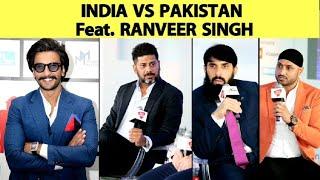 Download Misbah & Harbhajan On Why India Start Favourites Vs Pakistan    Vikrant Gupta Mp3 and Videos