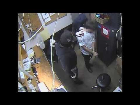 Persons of Interest in Armed Robbery, 3200 b/o M St, NW, on May 14, 2017
