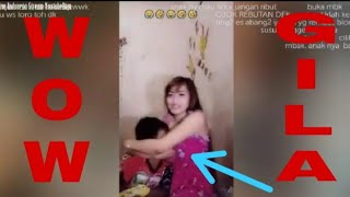 Download Live bigo...janda sange anaknya jadi korban