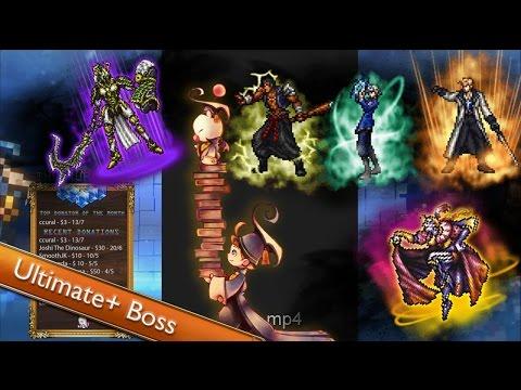 [FFRK] My Top 10 Hardest Boss Fights in Final Fantasy Record Keeper