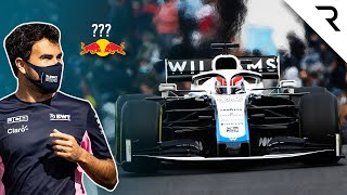 What's really going on with Perez vs Russell at Williams for F1 2021