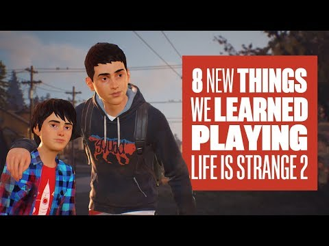 Why Life is Strange 2 is ditching Arcadia Bay for its radically