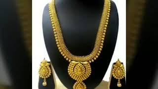 COLLECTION OF BEAUTIFUL SOUTH INDIAN JEWELLERY