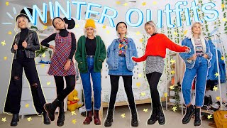 30 CASUAL WINTER OUTFIT IDEAS