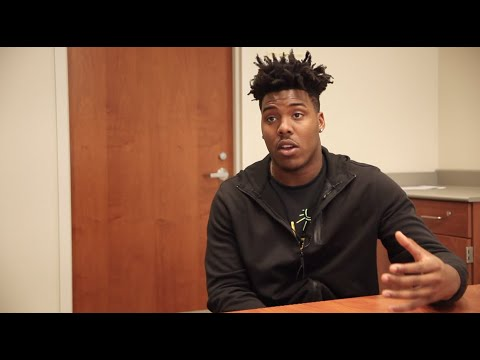 Cleveland Heights' Tyreke Smith, also an Ohio State football signee, says he sees racial equality taking steps backwards (Promised Land series)