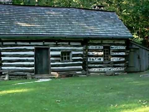 [Built Circa 1638]   Lower Swedish Cabin   Drexel Hill, PA