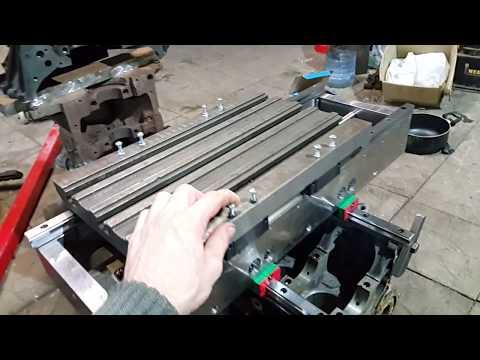 DIY cnc milling machine part1
