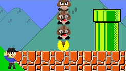 Level UP: Pac-Man would be OP in Super Mario Bros.