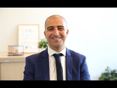 Découvrez la Banque Postale avec Ziad Risk manager Groupe
