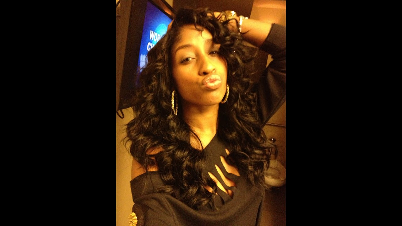 Perfect Wand Curls For Weave Youtube