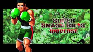 Repeat youtube video Little Mac's SSB4 Theme - PUNCHOUT WII THEME