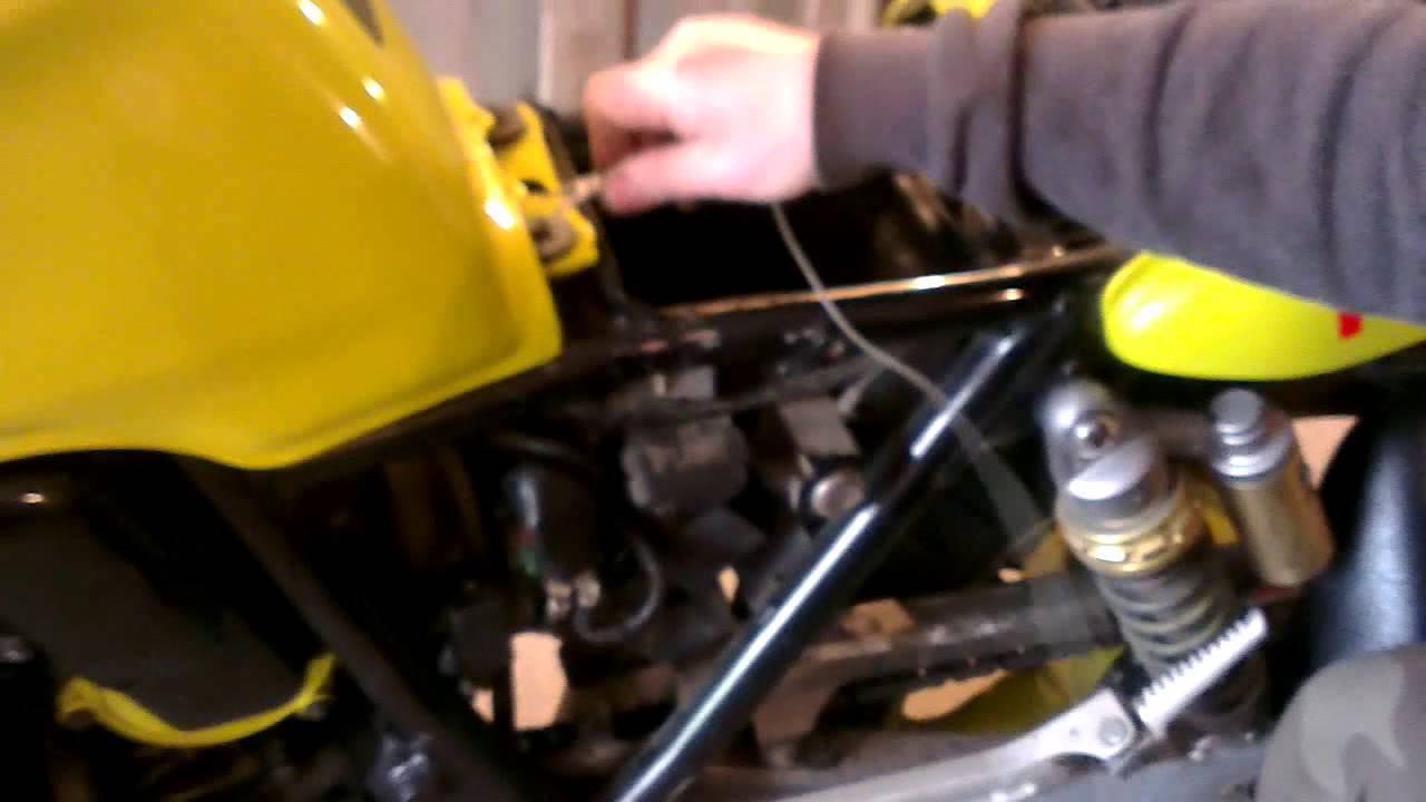 Suzuki GSF400 Bandit. Капитальный ремонт двигателя. Подготовка и .