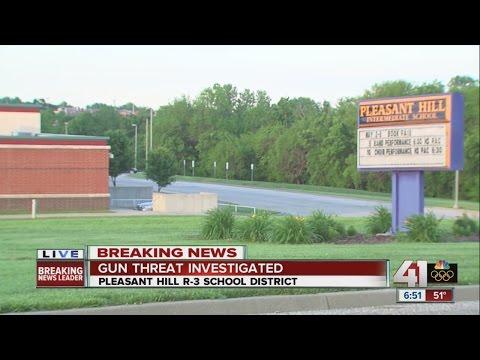Pleasant Hill Intermediate School investigated gun threat