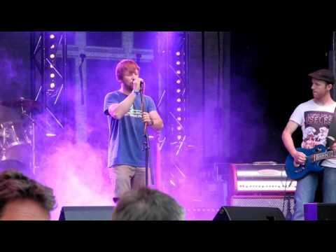 Solargras live in Singen, Stadtfest (Stoner Rock) (Klaus)