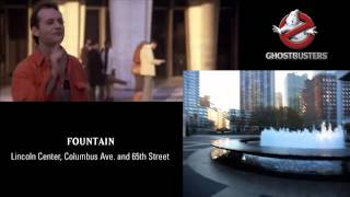 GHOSTBUSTERS MOVIE LOCATIONS - New York City