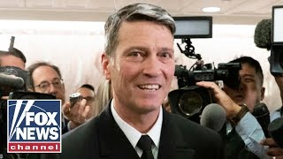 Ronny Jackson withdraws from Veterans Affairs nomination
