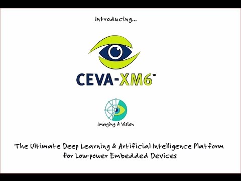 The Ultimate Deep Learning & Artificial Intelligence Platform for Low-power Embedded Devices