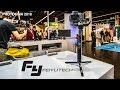FeiyuTech AK4000/AK2000 3-axis Gimbal | FIRST LOOK at PHOTOKINA 2018