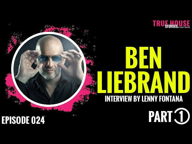 Ben Liebrand [Grandmix] interviewed by Lenny Fontana for True House Stories # 024 (Part 1)