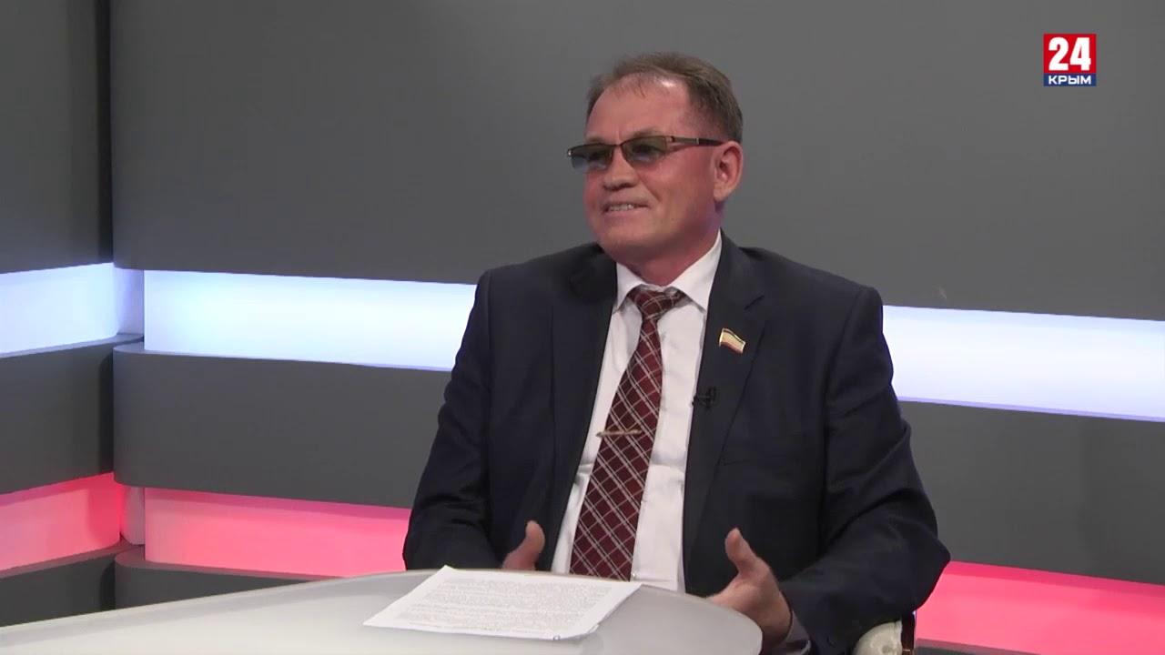 Член Президиума ГС РК А.Шувалов на телеканале Крым 24 ...