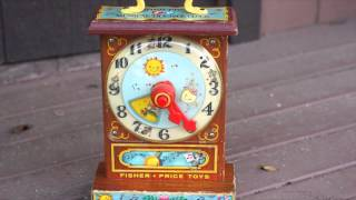 Musical Tick-Tock Clock