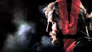 Metal Gear Solid V - The Phantom Pain | David Bowie - The Man Who Sold The World Midge Ure