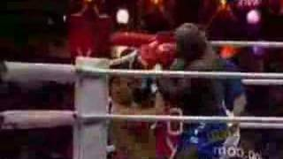 Fight K1 Ernesto Hoost - Wu-tang - Tiger style(remix)