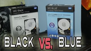 WD Blue Vs Black - Is there any difference? (1TB 10EZEX Vs 1TB 1003FZEX)