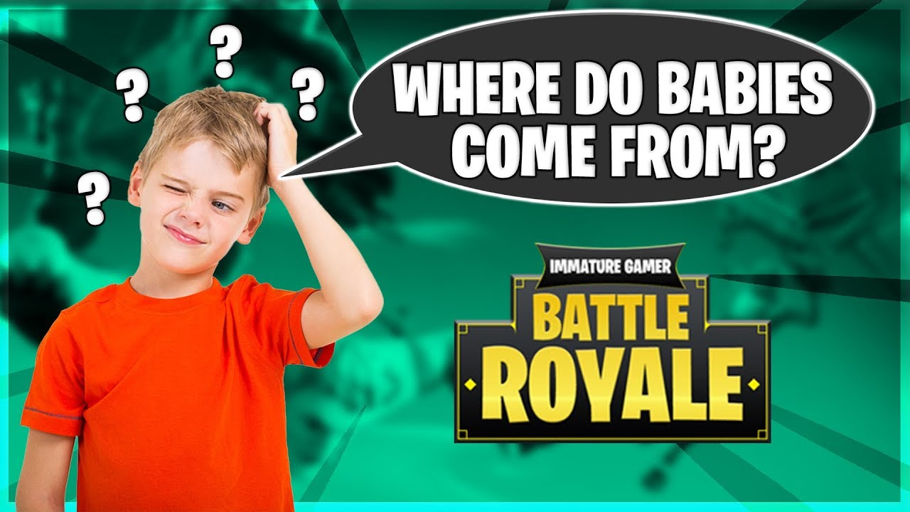 In All My Years of Gaming w/Randoms. I have never been ASKED this Question… I WAS NOT PREPARED!