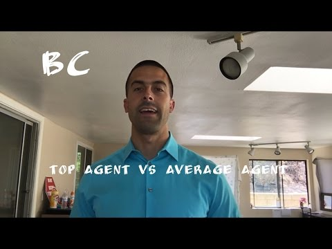 How to Become a Top Real Estate Agent: Average Agent vs Top Agent Part 2