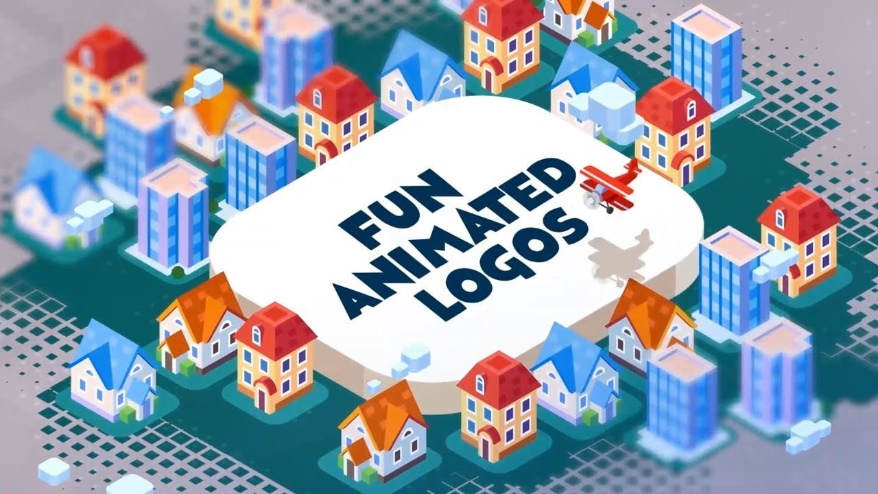 Fun Animated Logo Templates