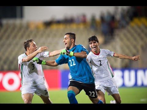 IR Iran vs DPR Korea (AFC U-16 Championship 2016: Semi-final)