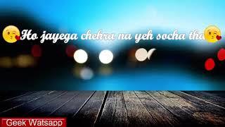 Bachpan mein jise chand🌙 suna tha |🌙😢Sad Whatsapp Status👍👍 | Geek Whatsapp