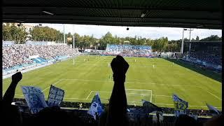 Spal-Cagliari 0-2 17/9/17 Cori Curva Ovest