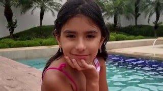 Luana 8 Anos