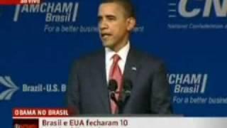 Barack Obama cita Dom Bosco em discurso