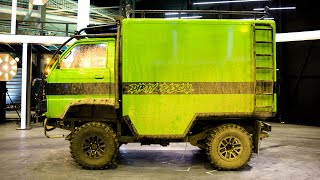 Land Rover Defender vs DIRTY RASCAL   Top Gear: Series 28