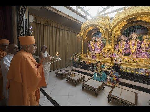 Guruhari Darshan 9 Oct 2017,  London, UK