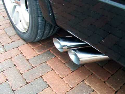 Magnaflow Cat Back Exhaust >> Profusion Customs Magnaflow Ford F150 Harley Davidson - YouTube