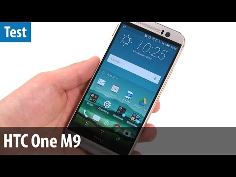 HTC One M9 im PC-WELT-Test | deutsch / german
