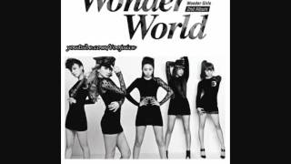 Wonder Girls - 10 Act Cool Feat. San E